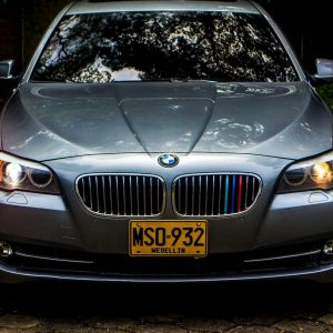 BMW 520I Berlina Clase 5 Turbo Carrosusa2 4